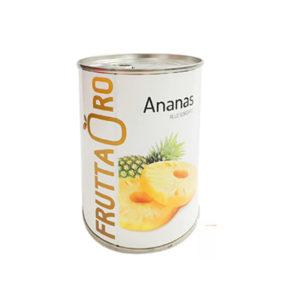 Alimentari Buonconsiglio FRUTTA ORO ANANAS AL NATURALE 565 GR