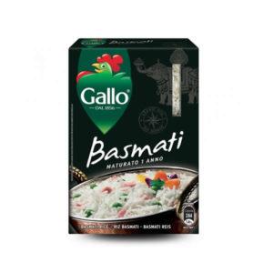 Alimentari Buonconsiglio GALLO RISO BASMATI 500 GR
