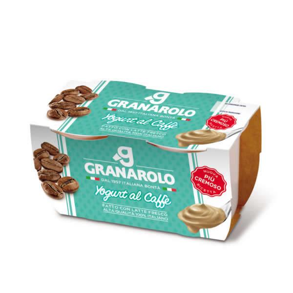 Alimentari Buonconsiglio GRANAROLO YOGURT CAFFE ' 2 X 125 GR