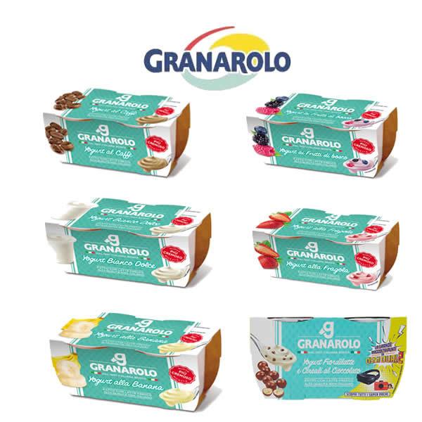 Alimentari Buonconsiglio GRANAROLO YOGURT VARI TIPI
