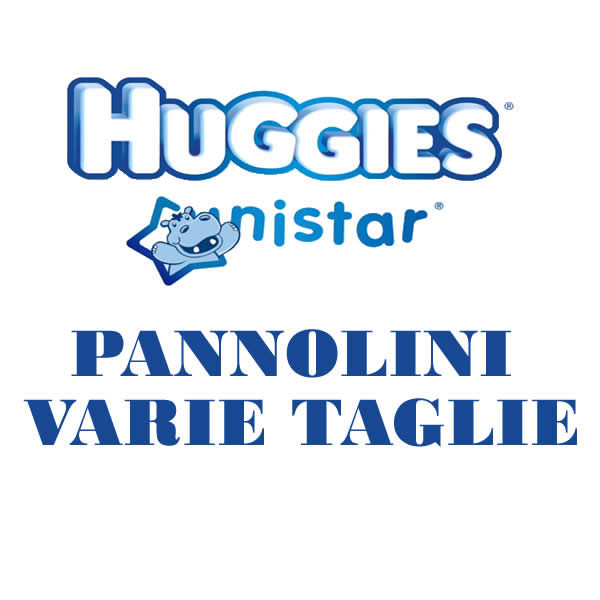Alimentari Buonconsiglio HUGGIES UNISTAR
