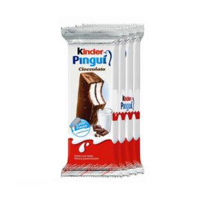 Alimentari Buonconsiglio KINDER PINGUI 4 X 30 GR