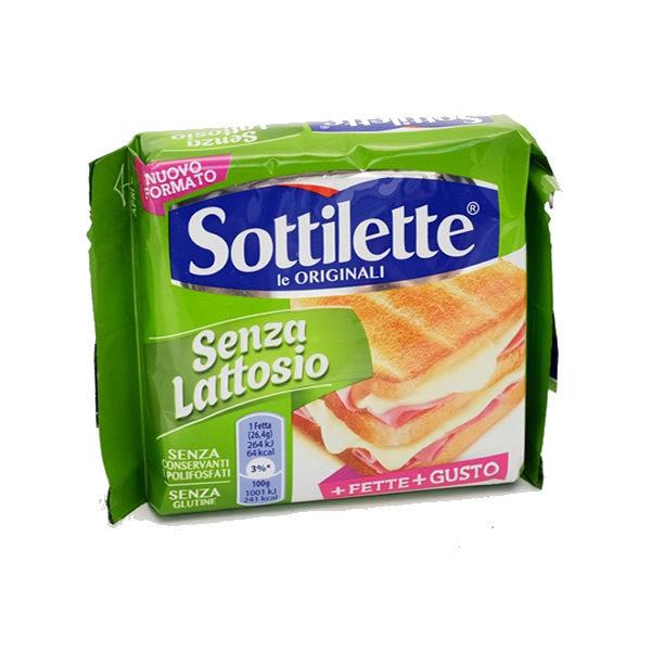 Alimentari Buonconsiglio KRAFT SOTTILETTE SENZA LATTOSIO 200 GR