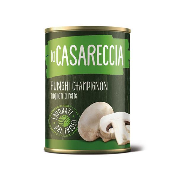 Alimentari Buonconsiglio LA CASERECCIA CHAMPHIGNON 400 GR