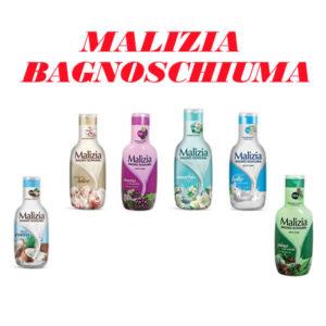 Alimentari Buonconsiglio MALIZIA BAGNOSCHIUMA VARIE PROFUMAZIONI