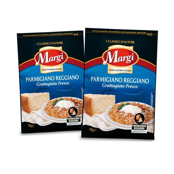 Alimentari Buonconsiglio MARGI PARMIGGIANO GRATTUGGIATO 100 GR