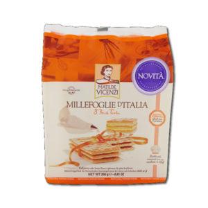 Alimentari Buonconsiglio MATILDE VICENZI 3 BASI TORTA MILLEFOGLIE 250 GR