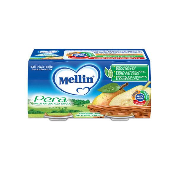 Alimentari Buonconsiglio MELLIN OMOGENEIZZATO PERA 2 X 80 GR