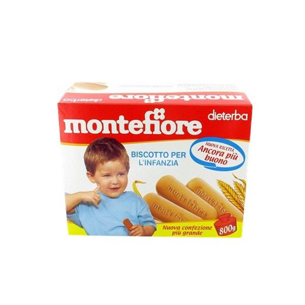 Alimentari Buonconsiglio MONTEFIORE BISCOTTI 800 GR