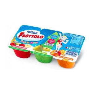 Alimentari Buonconsiglio NESTLE' FRUTTOLO 6 X 50 GR