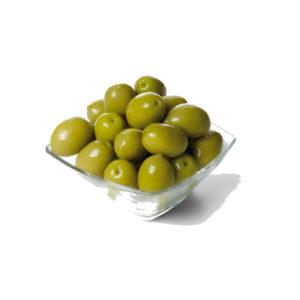 Alimentari Buonconsiglio OLIVE VERDI ALL' ETTO