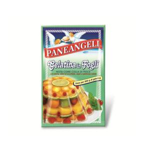 Alimentari Buonconsiglio PANEANGELI GELATINA IN FOGLI O COLLA DI PESCE 12 GR