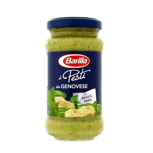 Alimentari Buonconsiglio PESTO BARILLA190 gr