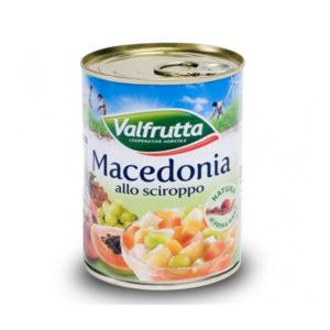 Alimentari Buonconsiglio VALFRUTTA MADECONIA ALLO SCIROPPO 411 GR