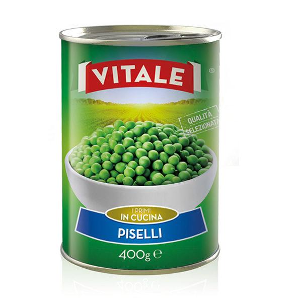 Alimentari Buonconsiglio VITALE PISELLI 400 GR