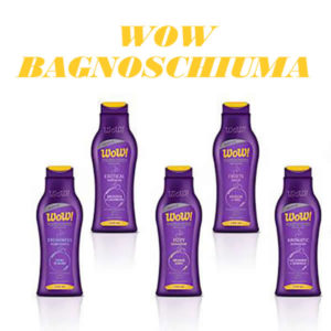 Alimentari Buonconsiglio WOW BAGNOSCHIUMA VARI TIPI