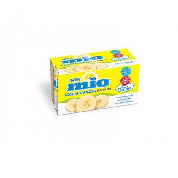 Alimentari Buonconsiglio YOGURT MIO BANANA 2 X 125 GR