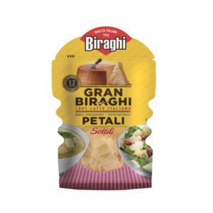 Alimentari Buonconsiglio BIRAGHI PETALI DI FORMAGGIO 80 GR