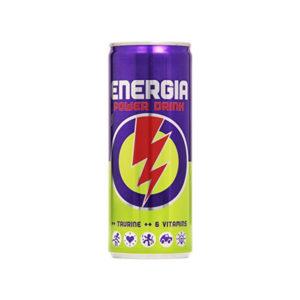 Alimentari Buonconsiglio ENERGIA POWER DRINK 250 ML