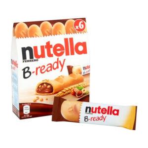 Alimentari Buonconsiglio NUTELLA B-READY X 6