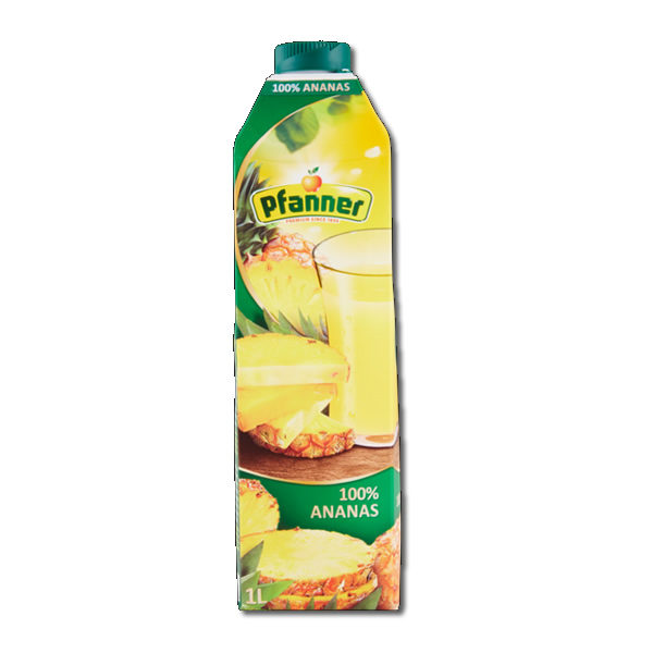 Alimentari Buonconsiglio PFANNER ANANAS 1 L