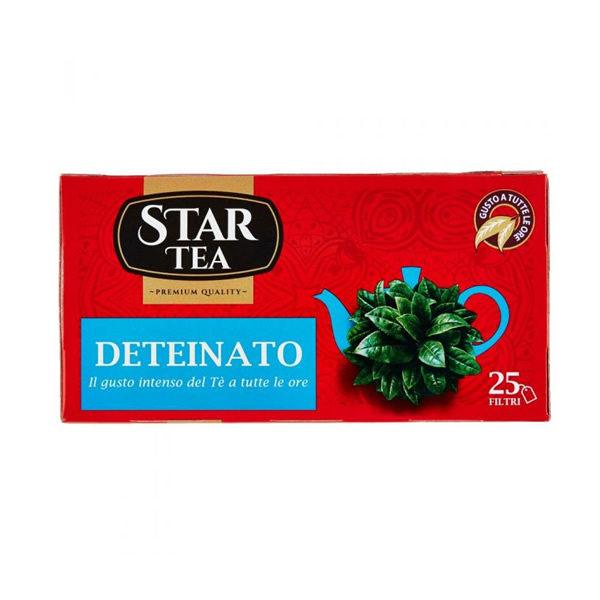 Alimentari Buonconsiglio STAR TEA DETEINATO 25 FILTRI
