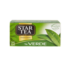 Alimentari Buonconsiglio STAR TEA VERDE 25 FILTRI