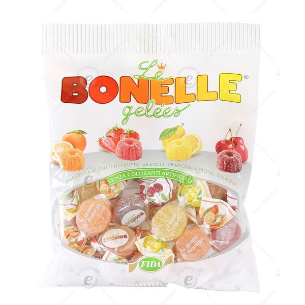 Alimentari Buonconsiglio BONELLE CARAMELLE GELEES 120 GR