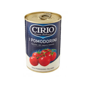 Alimentari Buonconsiglio CIRIO POMODORINI 400 GR