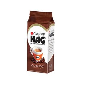 Alimentari Buonconsiglio HAG CAFFE' DECAFFEINATO 250 GR