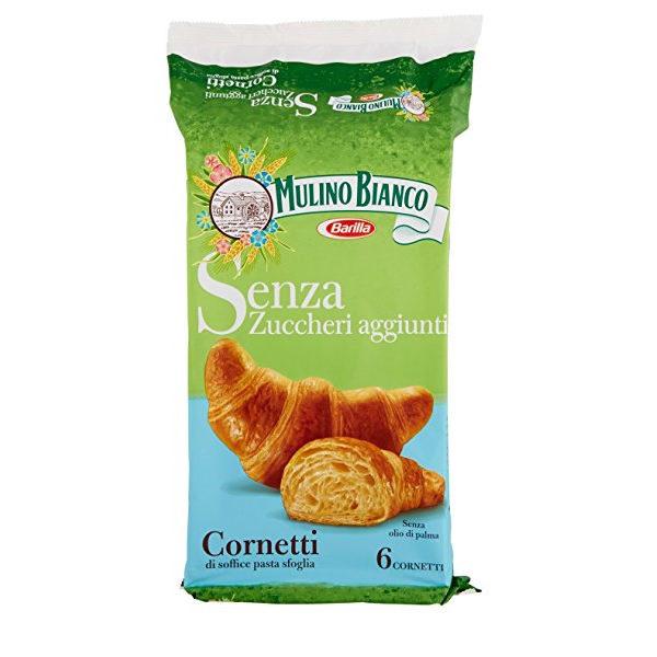 Alimentari Buonconsiglio MULINO BIANCO CORNETTI SENZA ZUCCHERI 6 PEZZI