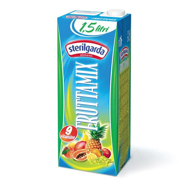 Alimentari Buonconsiglio STERILGARDA SUCCO FRUTTAMIX 1,5 L
