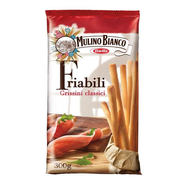 Alimentari Buonconsiglio MULINO BIANCO GRISSINI FRIABILI 300 GR