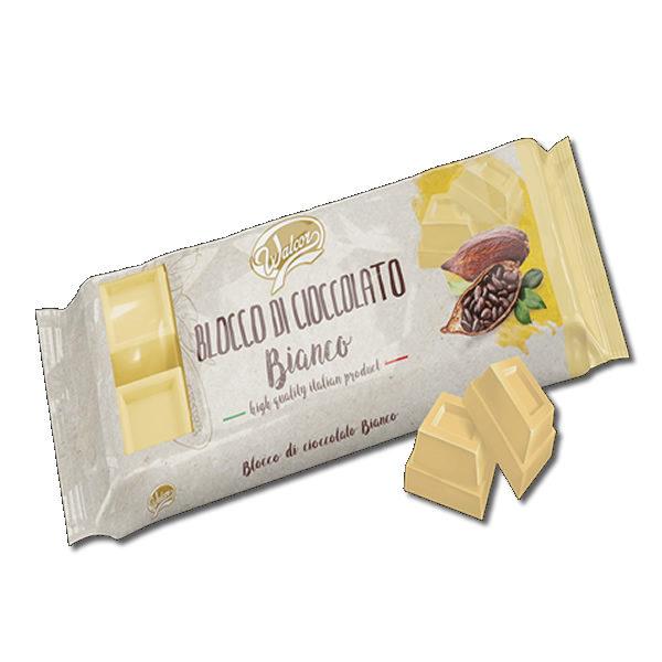 Alimentari Buonconsiglio WALCOR BLOCCO CIOCCOLATO BIANCO 200 GR