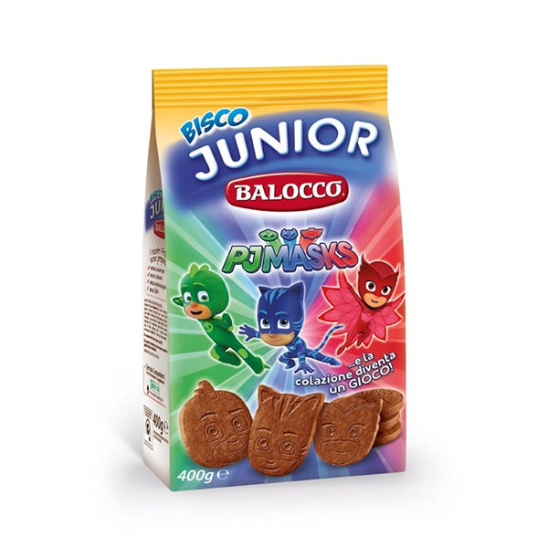 BALOCCO JUNIOR PJMASKS 400 GR