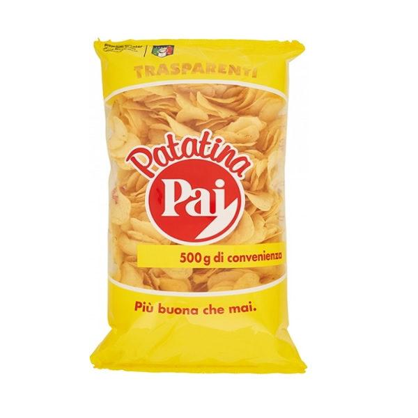 PAI PATATINE CLASSICHE 500 GR