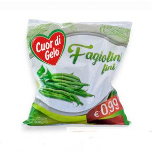 Alimentari Buonconsiglio CUOR DI GELO FAGIOLINI FINI 600 GR