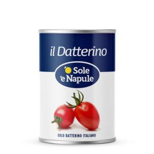 Alimentari Buonconsiglio O SOLE E NAPULE DATTERINI PELATI 400 GR