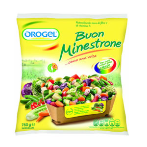 Alimentari Buonconsiglio OROGEL BUON MINESTRONE 750 GR