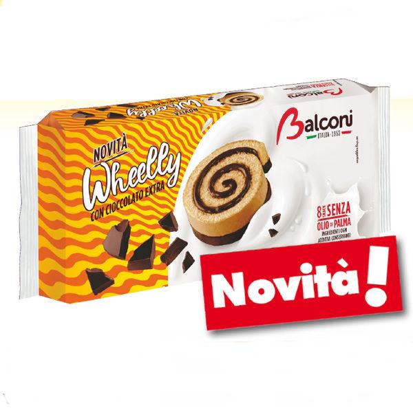 Alimentari Buonconsiglio BALCONI WHEELLY 8 PEZZI
