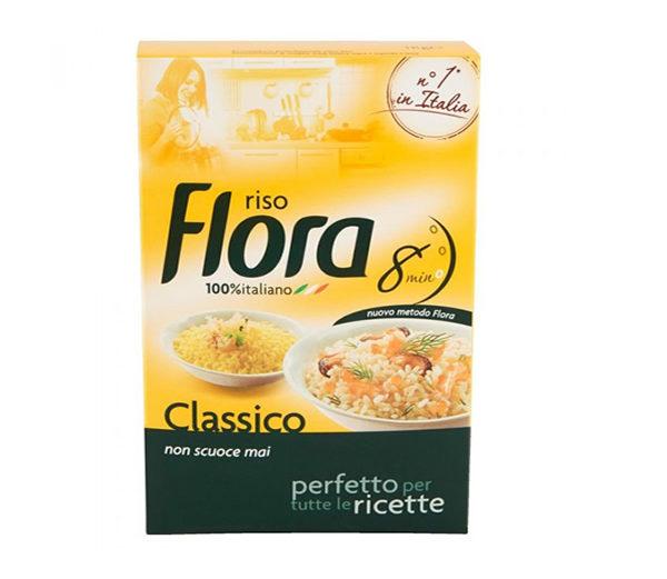 Alimentari Buonconsiglio FLORA RISO CLASSICO 1 KG