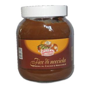 Alimentari Buonconsiglio GANDOLA CREMA ALLA NOCCIOLA 750 GR