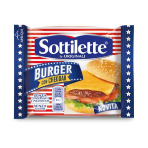 Alimentari Buonconsiglio KRAFT SOTTILETTE BURGER 185 GR