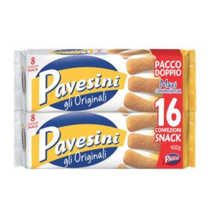 Alimentari Buonconsiglio PAVESI PAVESINI 2 X 200 GR