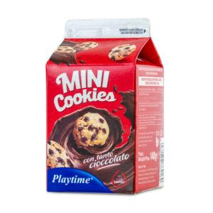 Alimentari Buonconsiglio PLAYTIME MINI COOKIES 140 GR
