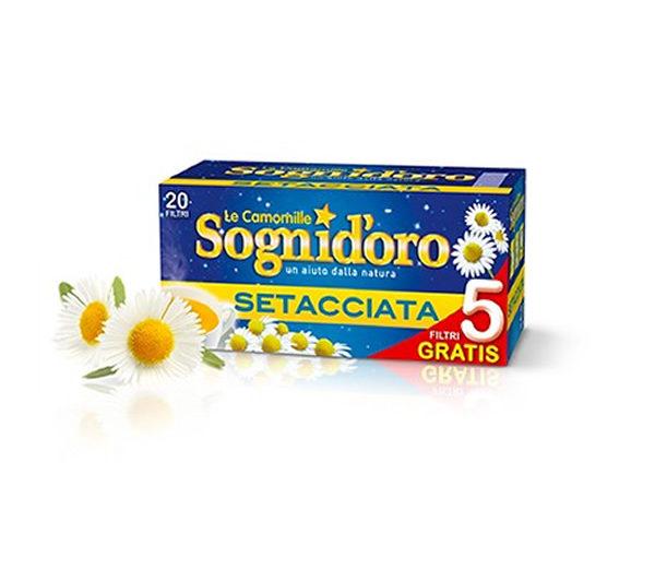Alimentari Buonconsiglio STAR SOGNI D'ORO SETACCIATA 20 FILTRI