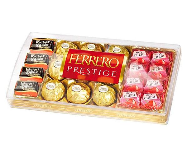 Alimentari Buonconsiglio FERRERO PRESTIGE T 21