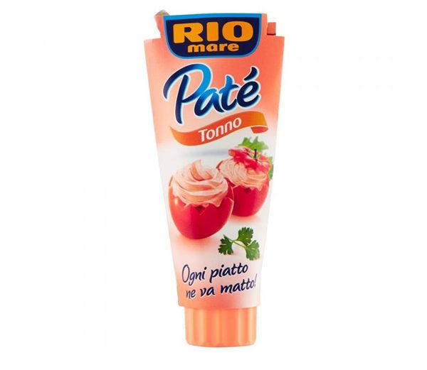 Alimentari Buonconsiglio RIO MARE PATE' TONNO 100 GR