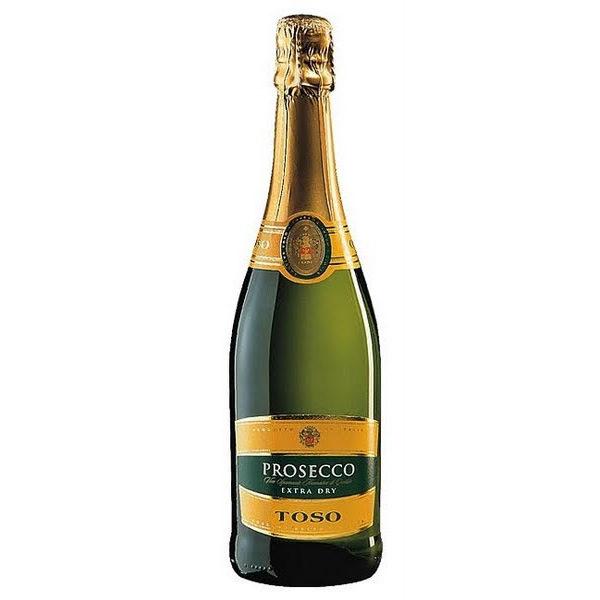 Alimentari Buonconsiglio TOSO PROSECCO EXTRA DRY 750 ML