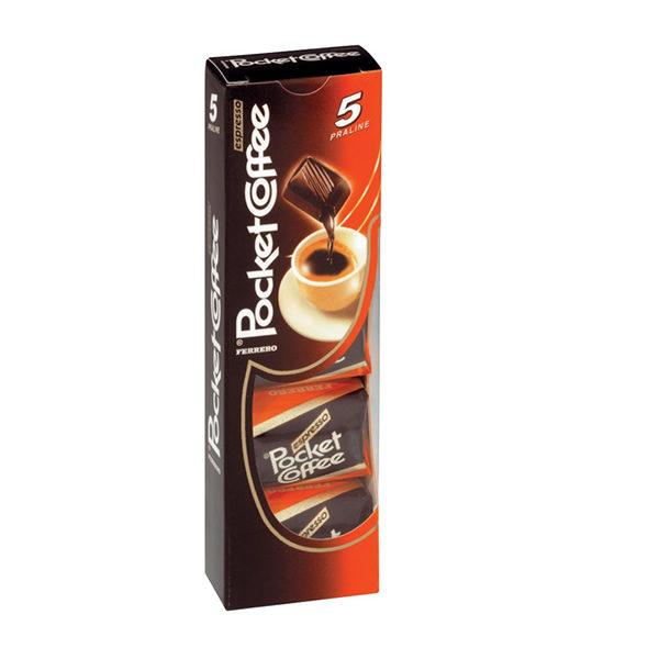 Alimentari Buonconsiglio FERRERO POCKET COFFEE X 5 PEZZI